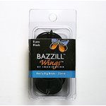 Bazzill Basics - Really Big Brads - 25 mm - Black, CLEARANCE