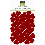 Bazzill Basics - Paper Shapes - Flowers - 6 Pieces - Primula - Phoenix