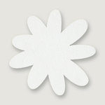 Bazzill Basics - Really Big Flower Chips - 9 Petal Flower
