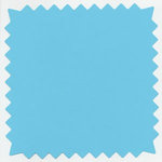 Bazzill Basics - 12x12 Pinked Cardstock - Atlantic, CLEARANCE