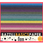 Bazzill Basics - 12x12 Cardstock Multipack - Special Value - Fun