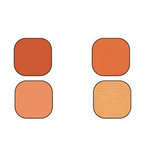 Bazzill Basics - Bazzill Smoothies - 4 Colors - 12x12 Cardstock - Tangerine Blast, CLEARANCE
