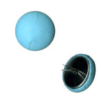 Bazzill Basics - Paper Brads - Atlantic, CLEARANCE