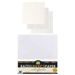 Bazzill - 12x12 Carstock Multipack - Wedding White