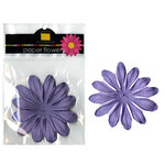 Bazzill Basics - Paper Flowers - Gerbera 3 Inch - Brisbane