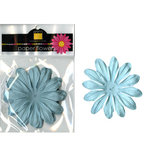 Bazzill Basics - Paper Flowers - Gerbera 3 Inch - Whirlpool, CLEARANCE
