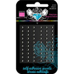 Bazzill - Self Adhesive Jewels - Clear