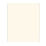 Bazzill - 8.5 x 11 Cardstock - Simply Smooth Texture - Ivory