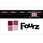 Bazzill - Swatch Book - Fourz