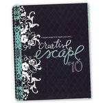 Bazzill Basics - Creative Escape Idea Book - 2010
