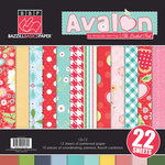 Bazzill - Avalon Collection - 12 x 12 Assortment Pack