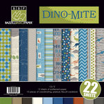 Bazzill - Dino-Mite Collection - 12 x 12 Assortment Pack