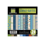 Bazzill Basics - Dino-Mite Collection - 6 x 6 Assortment Pack