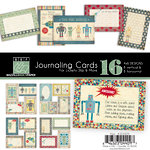 Bazzill Basics - Mac Collection - Lickety Slip - 4 x 6 Journaling Cards