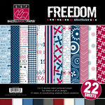 Bazzill Basics - Freedom Collection - 12 x 12 Assortment Pack