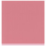 Bazzill Basics - Two Scoops Collection - 12 x 12 Sandable Cardstock - Strawberry Cheesecake