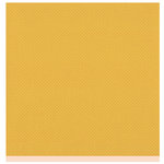 Bazzill Basics - Two Scoops Collection - 12 x 12 Sandable Cardstock - Lemon Custard