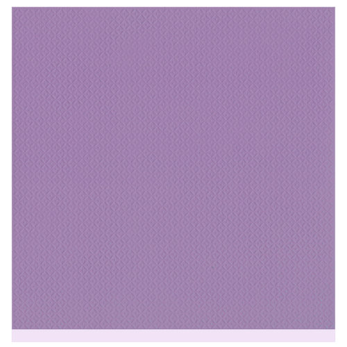 Bazzill Basics - Two Scoops Collection - 12 x 12 Sandable Cardstock - Black Raspberry