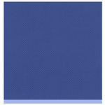 Bazzill - Two Scoops Collection - 12 x 12 Sandable Cardstock - Blue Moon
