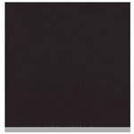 Bazzill Basics - Two Scoops Collection - 12 x 12 Sandable Cardstock - Black Cow