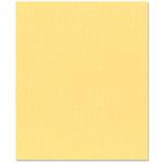 Bazzill - 8.5 x 11 Cardstock - Burlap Texture - Daisy