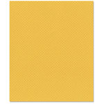 Bazzill - 8.5 x 11 Cardstock - Dotted Swiss Texture - Butter