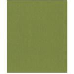 Bazzill - 8.5 x 11 Cardstock - Grasscloth Texture - Guacamole