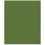 Bazzill Basics - 8.5 x 11 Cardstock - Grasscloth Texture - Rain Forest