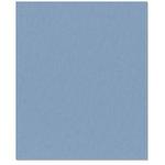 Bazzill Basics - 8.5 x 11 Cardstock - Canvas Texture - Jacaranda