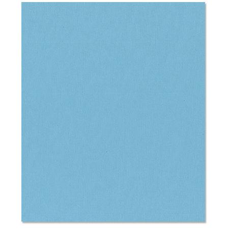 Bazzill - 8.5 x 11 Cardstock - Canvas Texture - Ocean