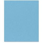 Bazzill Basics - 8.5 x 11 Cardstock - Canvas Texture - Ocean