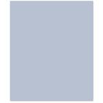 Bazzill - 8.5 x 11 Cardstock - Smooth Texture - Bermuda Blue