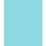 Bazzill - Card Shoppe - 8.5 x 11 Cardstock - Premium Smooth Texture - Robin's Egg