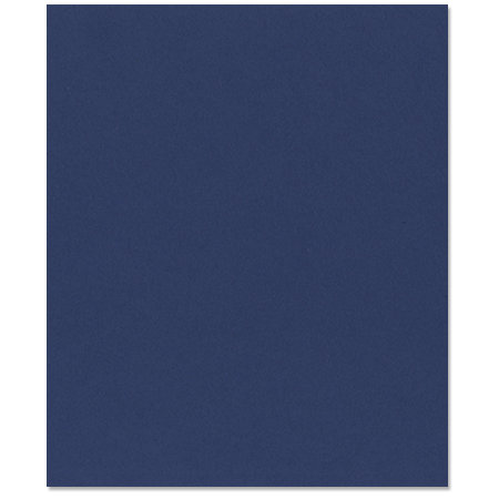 Bazzill - 8.5 x 11 Cardstock - Classic Texture - Navy
