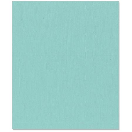Bazzill - 8.5 x 11 Cardstock - Grasscloth Texture - Atlantic
