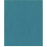 Bazzill Basics - 8.5 x 11 Cardstock - Grasscloth Texture - BlueOasis