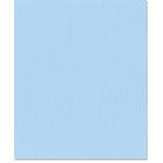 Bazzill Basics - 8.5 x 11 Cardstock - Grasscloth Texture - Vibrant Blue