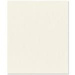 Bazzill - 8.5 x 11 Cardstock - Criss Cross Texture - Cream Puff