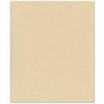 Bazzill - 8.5 x 11 Cardstock - Dotted Swiss Texture - Sandbox