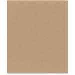 Bazzill Basics - 8.5 x 11 Cardstock - Criss Cross Texture - Cocoa