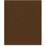 Bazzill - 8.5 x 11 Cardstock - Grasscloth Texture - Mocha Divine