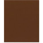 Bazzill Basics - 8.5 x 11 Cardstock - Smooth Texture - Chocolate Cream