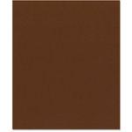 Bazzill Basics - 8.5 x 11 Cardstock - Smooth Texture - Chocolate Cream