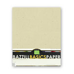 Bazzill - Bulk Cardstock Pack - 25 Sheets - 8.5x11 - Kraft