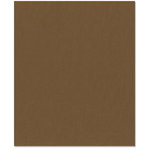 Bazzill Basics - 8.5 x 11 Cardstock - Canvas Texture - Bark