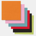 Bazzill Basics Cardstock - 8.5 x 11 - Blossoms Multi-Pack