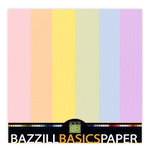 Bazzill Cardstock - 12x12 Spring Pastels Multi-Pack