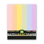 Bazzill Cardstock - 8.5x11 Spring Pastels Multi-Pack