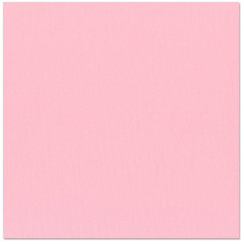 Bazzill Basics - 12 x 12 Cardstock - Canvas Texture - Romance