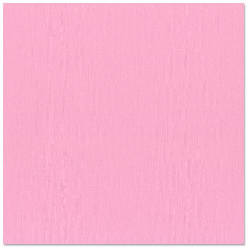 Bazzill - 12 x 12 Cardstock - Canvas Texture - Petunia